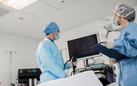 Kijkoperaties blijken ergonomisch belastend voor chirurgen