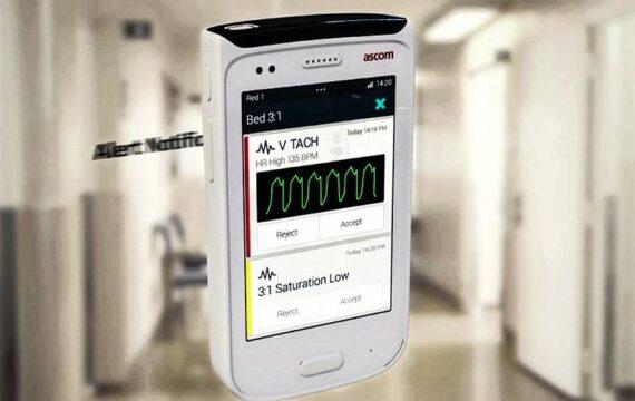 Ascom Myco smartphone slaagt voor security-test healthcare