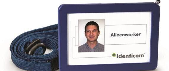 Veiligheid voor alleenwerkers in de zorg met de Identicom
