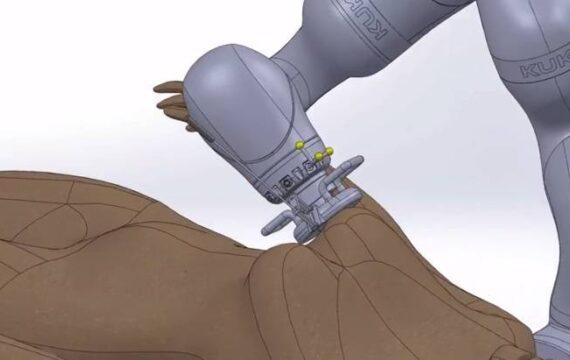 Biopsie wordt preciezer met robotica