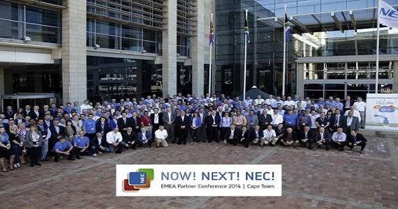 Zetacom wint NEC Best Healthcare Solution Partner Award 2014