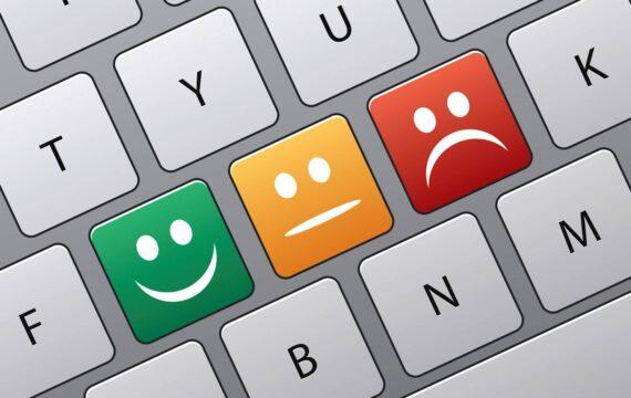 Zorgverleners laten steken vallen op het web
