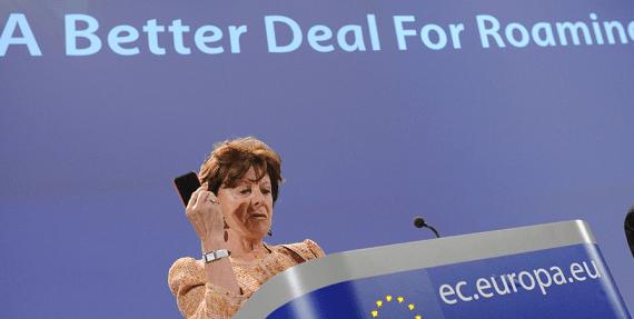SpeakUp neemt voorschot op afschaffen roaming tarief EU