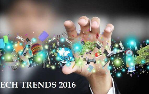 Vijf IT-trends voor organisaties in 2016