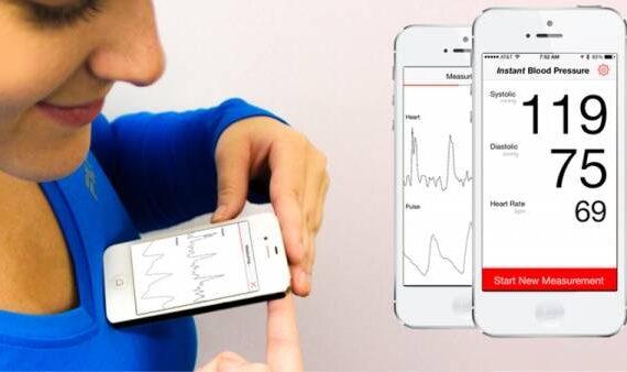 Bloeddruk-app is minder betrouwbaar dan gedacht