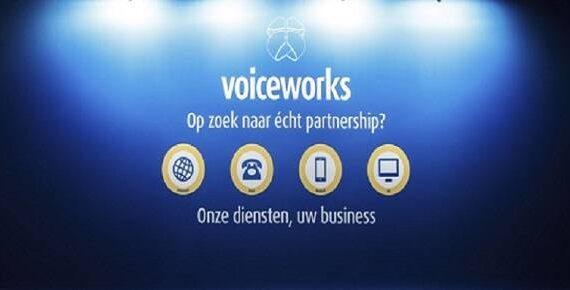 Voiceworks is ISO 9001 gecertificeerd.