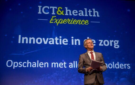 """ICT&health Experience """"Betrek alle stakeholders bij innovatietrajecten"""""""
