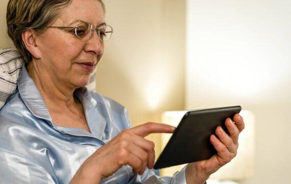 Ouderen vinden zichzelf digitaal vaardig