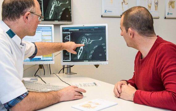 Meander MC zet 3D-printer in voor schouderprothese op maat
