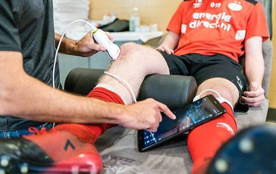 PSV zet mobiele echografie-oplossing in voor snelle diagnose