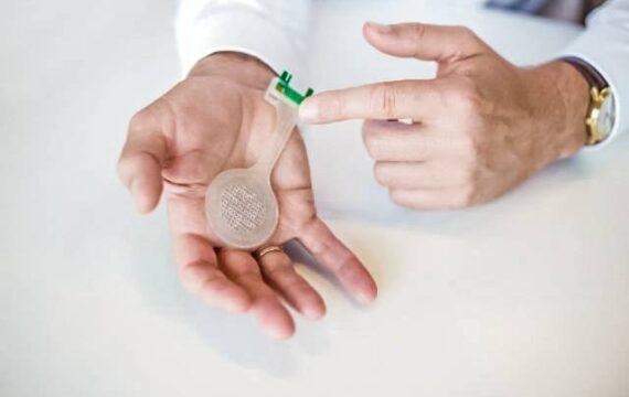 Markt wearable patches in kinderschoenen, snelle groei voorspeld