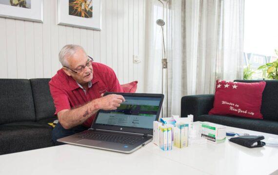 Het medicatieoverzicht èn bijsluiters online bekijken