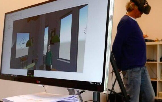 Hoe een Virtual Reality experience helpt bij therapie