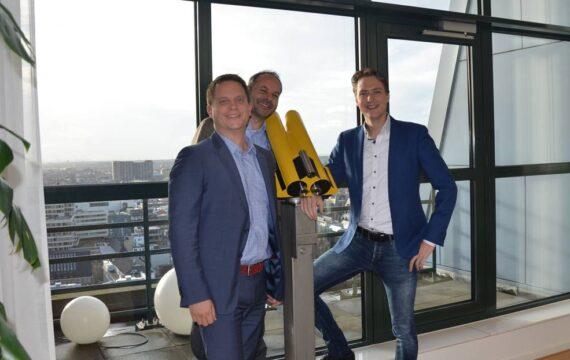 Versnellingsmakelaars slaan brug tussen scale-ups en Den Haag