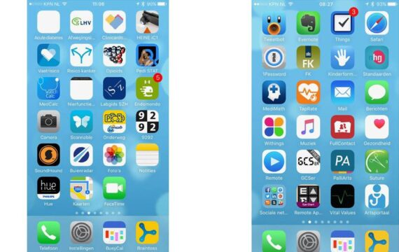 Apps voor huisartsen
