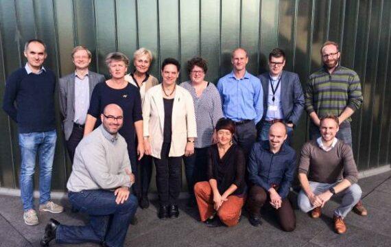 LUMC, hDMT kartrekkers EU-project organs-on-a-chip
