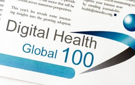 Nijmeegse health data science bedrijf Orikami in Digital Health 100