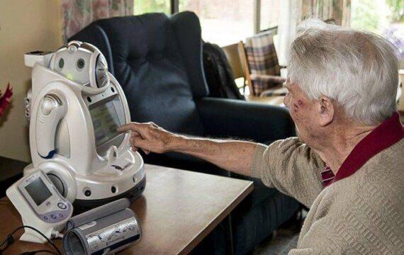 Robots helpen longpatiënten bij nazorg