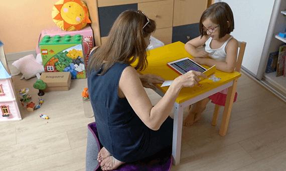 App als sprekende ondersteuning voor kinderen met autisme