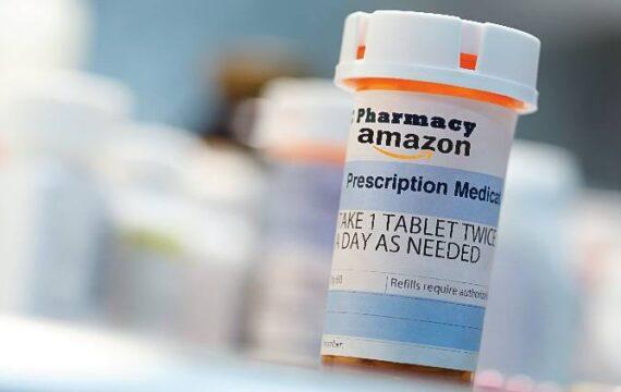 Amazon wilde farmaceutische producten distribueren en verkopen