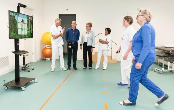 ASZ maakt bewegen voor herstel aantrekkelijk met 'speelse' systemen
