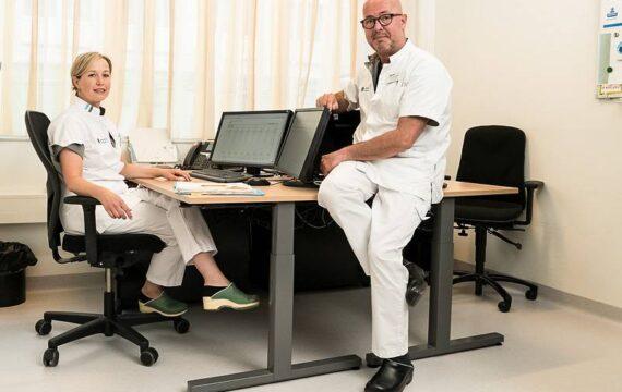 Catharina Ziekenhuis met ICD-op-afstand in race voor Zinnige Zorg Award