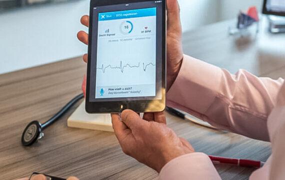 Tijdsbesparing en kennisuitwisseling belangrijke voordelen telediagnostiek
