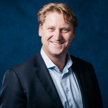 Olivier, directeur inkoop Zilverenkruis, Zorg, ehealth, ICT&health