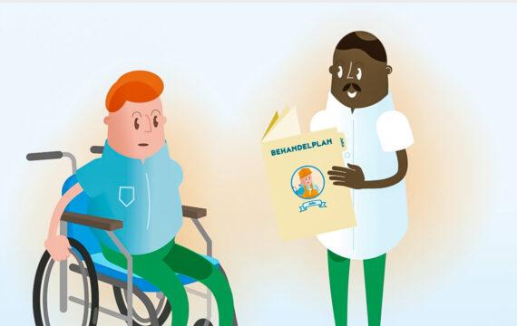 Reumapatiënten worden beter voorgelicht met video-animatie