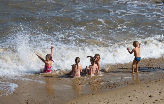 Interactieve game KWF, CORPUS wijst kinderen op gevaren zon