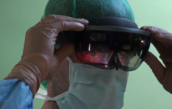 Hololens laat neurochirurgen met meer focus navigeren