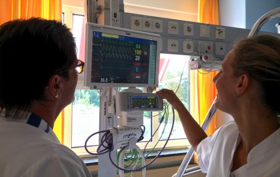Mobiele bewakingsmonitor Treant biedt continuïteit in zorg