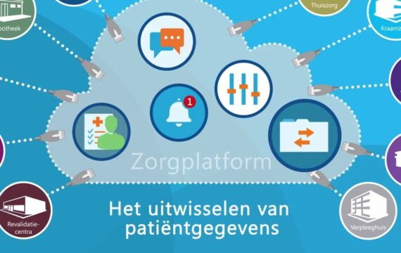 Zorgplatform pilot Reinier Haga Groep dingt mee naar ICT-prijs