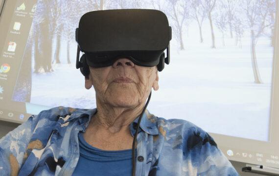 Lessons Learned:  VR bij ouderen met dementie