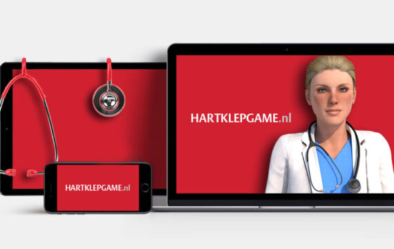 Serious game Hartklepgame maakt medical detective van arts