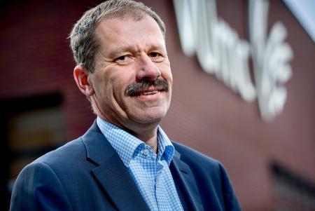 Chris Polman nieuwe bestuursvoorzitter VUmc