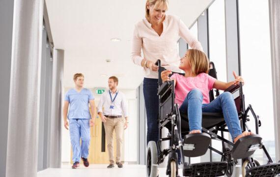 Mobiliteit is goed voor patiënt  en zorgverlener
