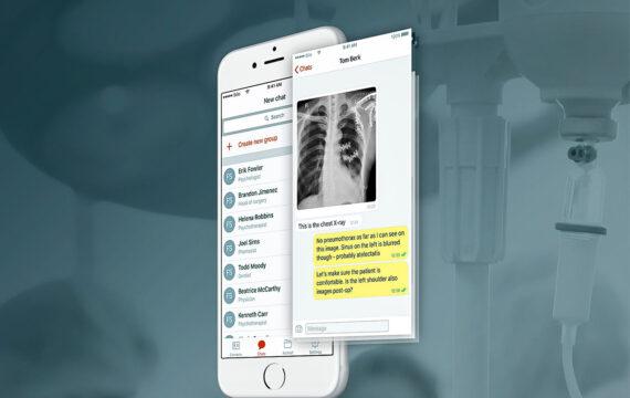 Berichten-app Siilo haalt 4,5 mln euro op voor expansie