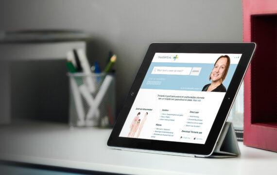 Thuisarts.nl genomineerd voor Website van het Jaar 2019