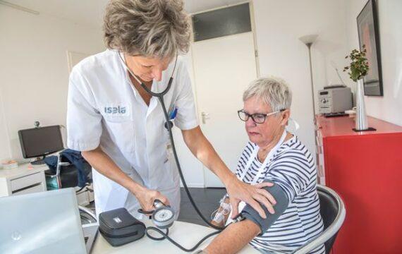 Isala werkt mee aan Europees project voor ziekenhuiszorg thuis