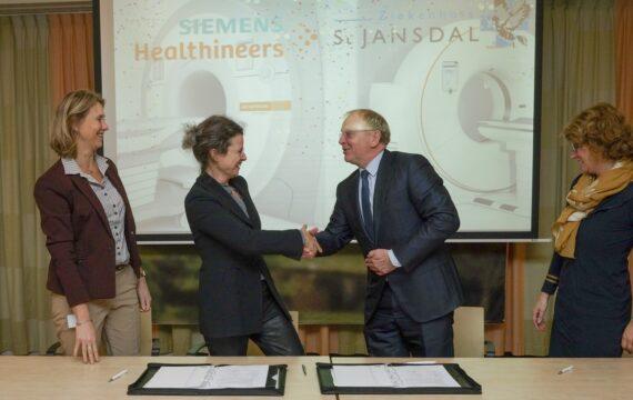 St Jansdal en Siemens Healthineers sluiten deal diagnostische beeldvorming