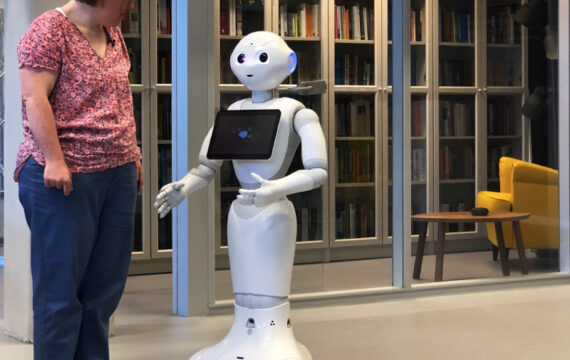 Proeftuin voor mensgerichte technologie