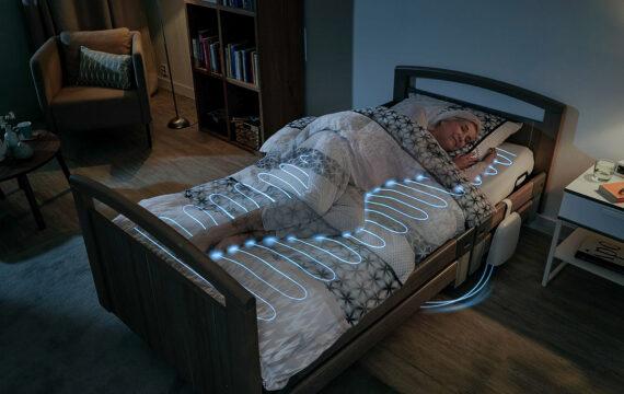 Rustige nacht in het verpleeghuis