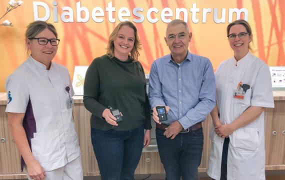 Slimme insulinepomp biedt betere kwaliteit van leven