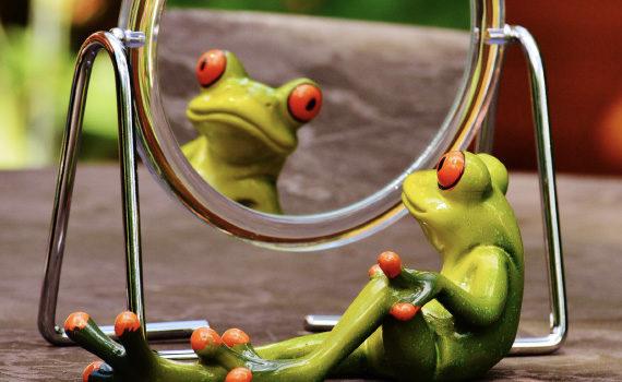 Even eerlijk in de spiegel kijken:  ben jij zelf eigenlijk wel zo digitaal?