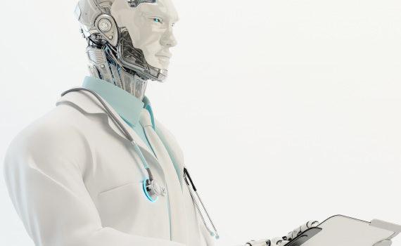 Over robots in de zorg en nieuwe vragen voor de toezichthouder