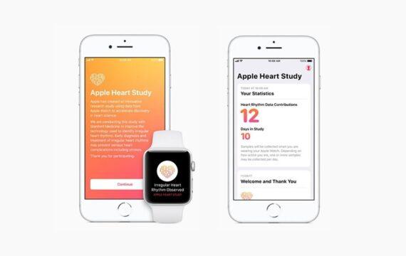 Apple Watch nauwkeurig bij aantonen boezemfibrilleren