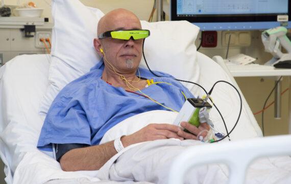 ETZ begint pilot met videobril voorafgaand aan operatie