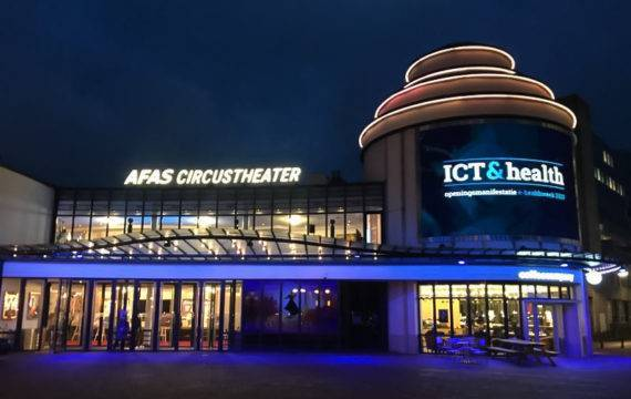 ICT&health 2021, Circus Theater