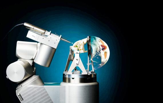 Innovatieprijs voor autonome operatierobot
